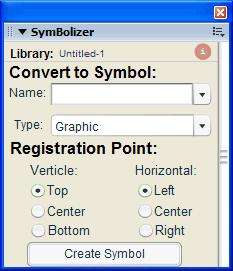 Symbolizer Panel